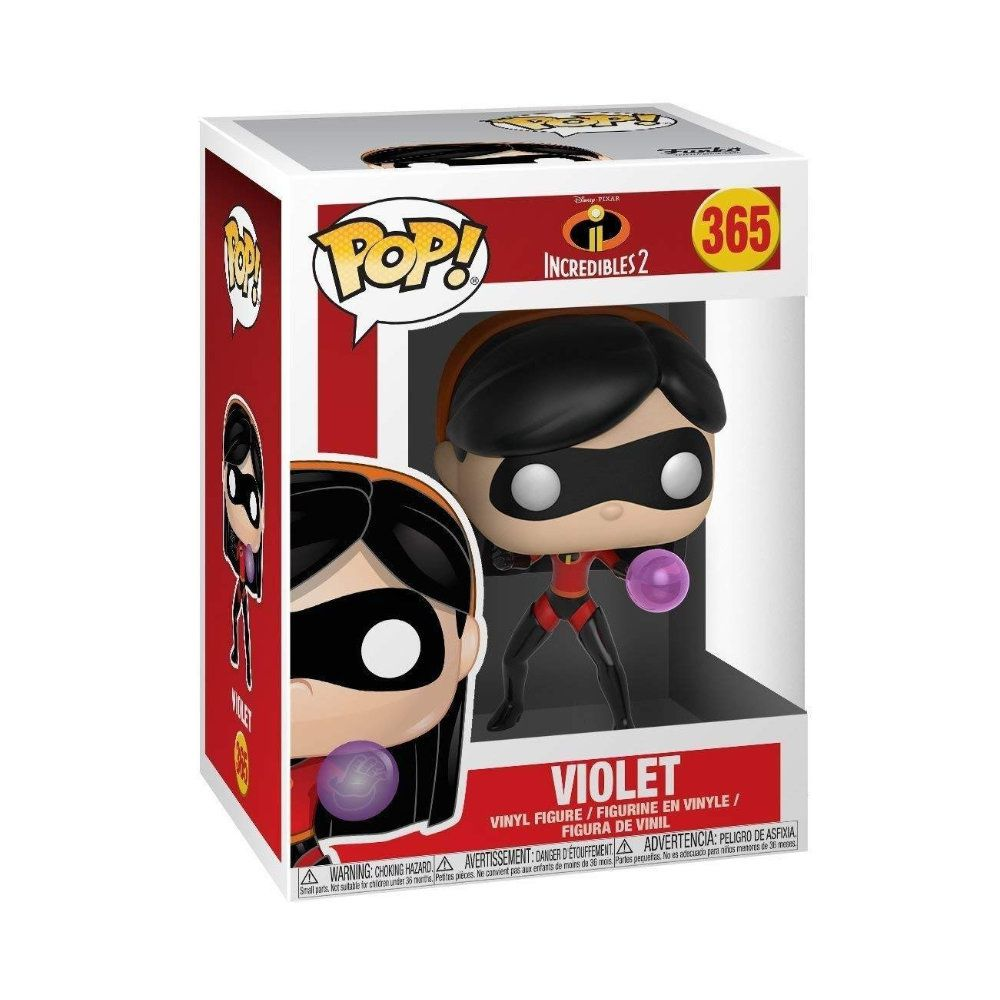 POP! Funko - Violet 365 - Incredibles 2