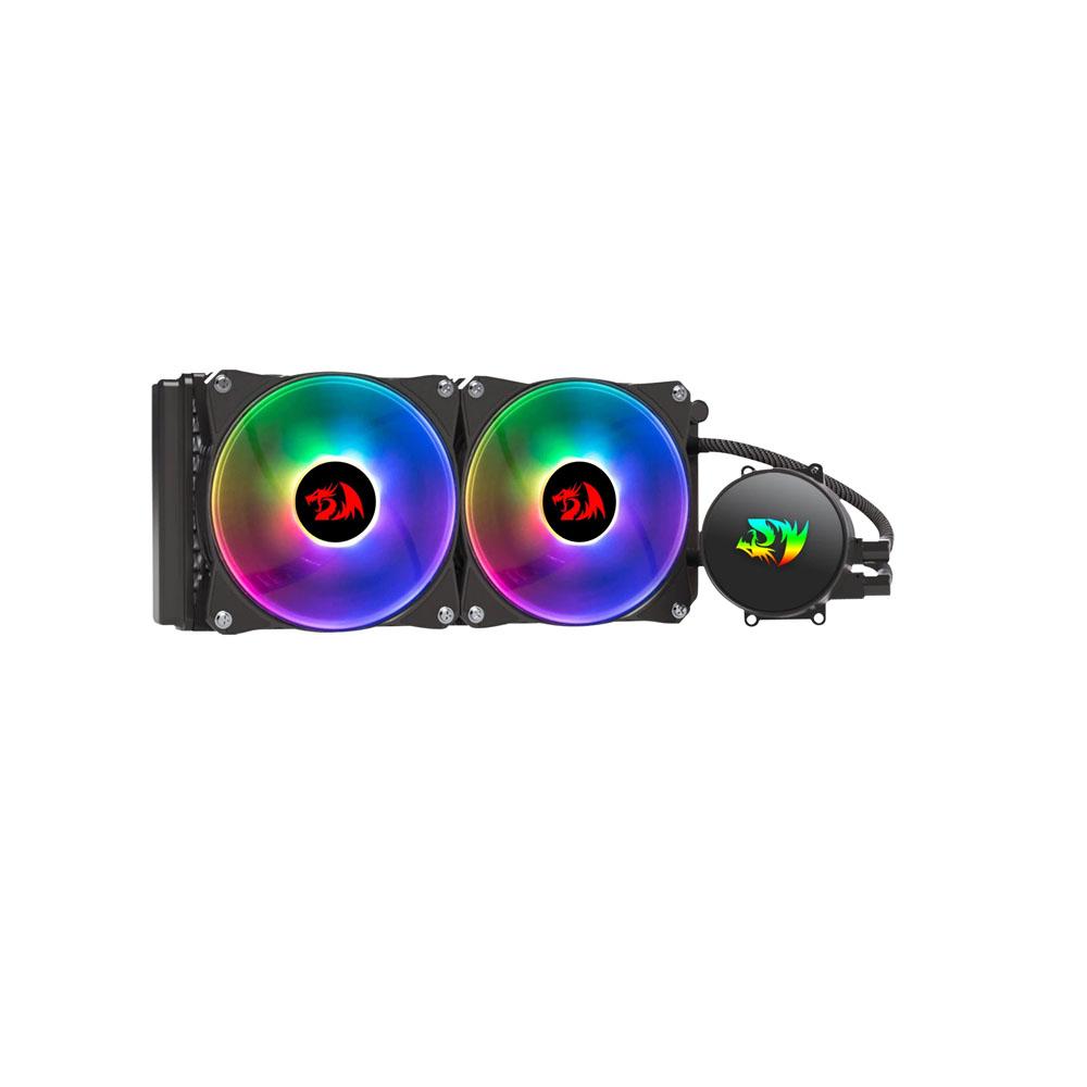 Water Cooler Redragon Effect X, 240mm, RGB, Intel-AMD