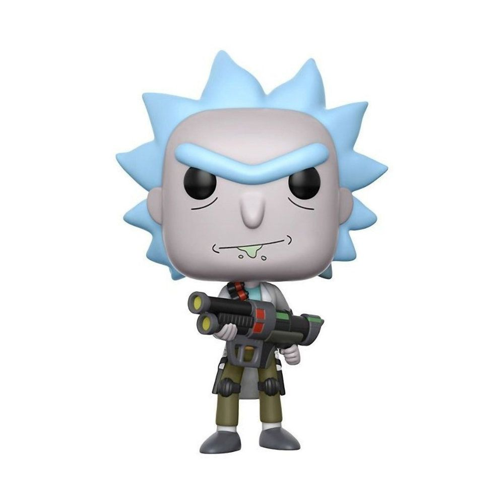 POP! Funko - Weaponized Rick 172 - Rick and Morty