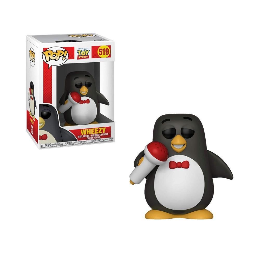 POP! Funko - Wheezy 519 - Toy Story