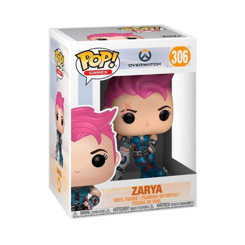 POP! Funko - Zarya 306 - Overwatch