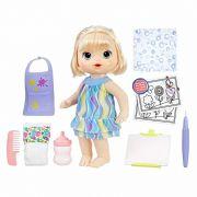 Boneca Baby Alive Loira Pequena Artista Hasbro - C0960
