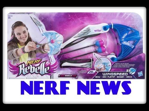 Lança Dardo Hasbro Rebelle Wingspeed Bow