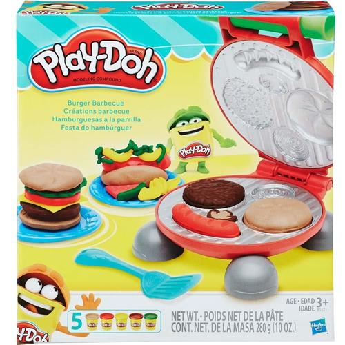 Massinha Play Doh Festa do Hamburguer B5521 Hasbro
