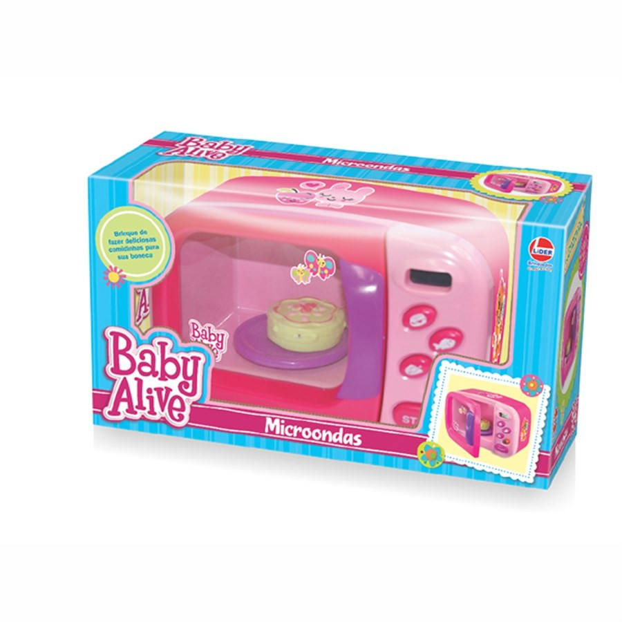 Microondas Baby Alive - LIDER