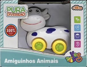 YES TOYS - AMIGUINHOS ANIMAIS