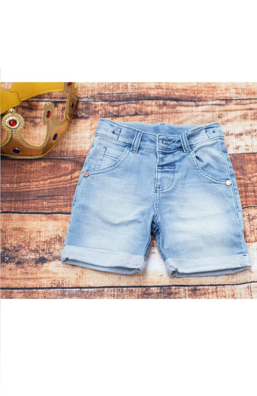 Bermuda Jeans Destroy Oliver