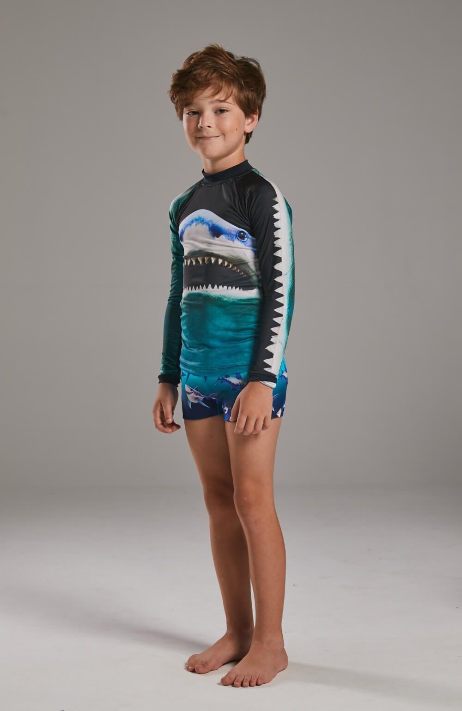 Blusa de Tubarão SIRI Infantil
