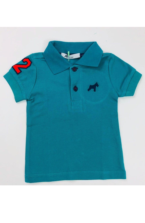 Camisa Polo Mini Oliver