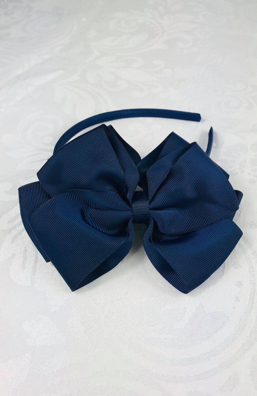 Tiaras Azul Marinho Infantil Duplo
