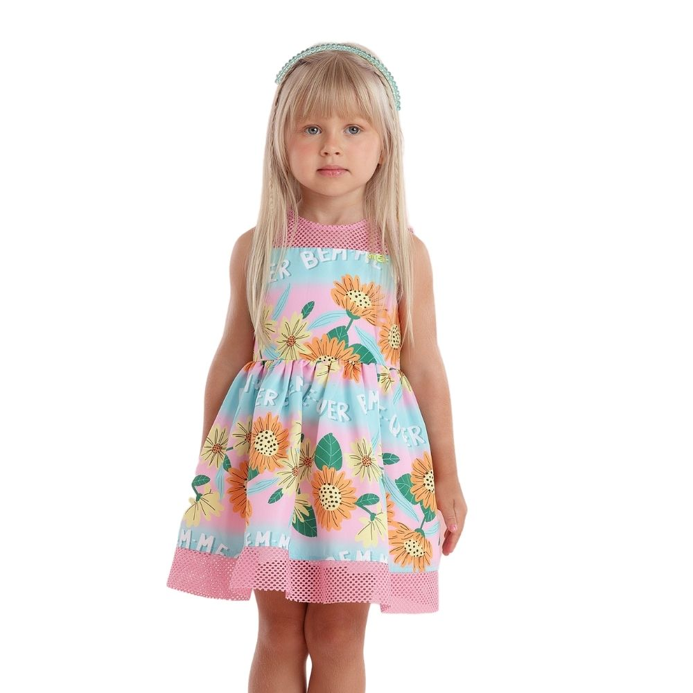 Vestido Bem Me Quer  Mon Sucre Infantil
