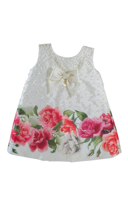 Vestido Flores Roana Acessórios Bebe Menina