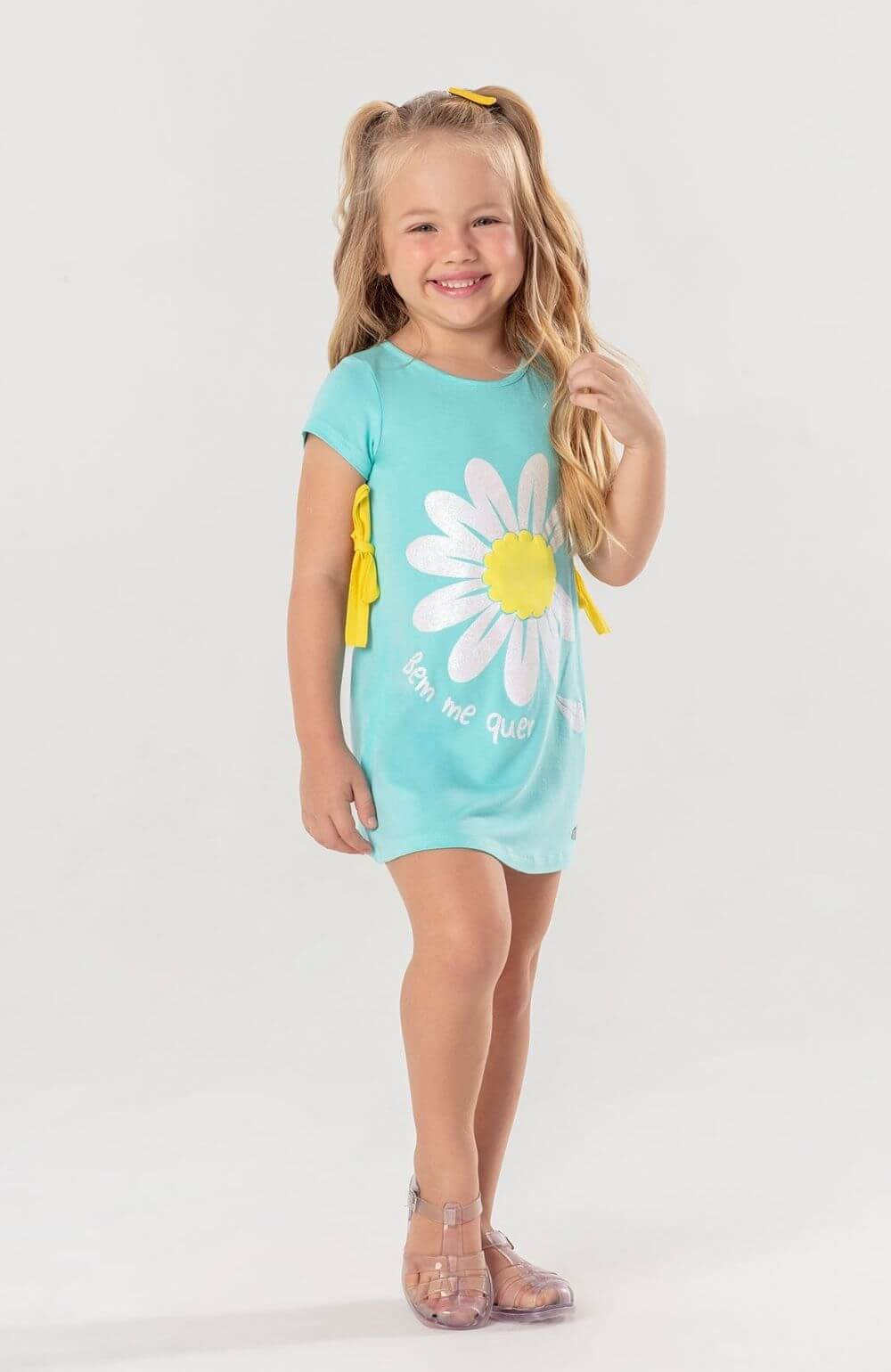 Vestido Lemon Margarida Mon Sucre