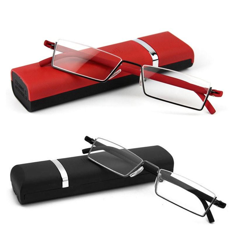 09f605e1fbff7 Óculos Para Leitura Portátil Design Italiano