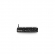 Amplificador-Receiver Frahm SLIM 3200 OPTICAL Bluetooth 200W