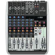 Mesa Behringer Xenyx Q1204 Usb Mixer 8 Canais Bivolt