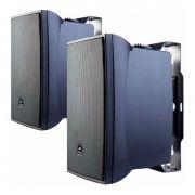 Caixa de Som Acústica JBL C521P Passiva 80W Rms Preta Par