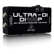 Direct Box Passivo Behringer Di400p Ultra Di