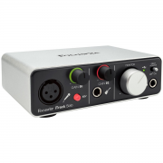 Interface De Áudio Usb Para IPhone e iPad Focusrite iTrack Solo
