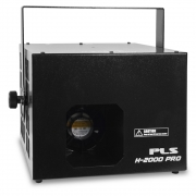 Máquina de Fumaça 220V H-2000 Pro PLS