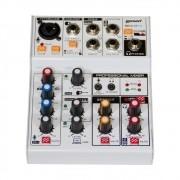 Mesa de Som 4 Canais Com Efeitos/Interface Rec 4 Lexsen