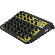 Mesa De Som Compacta Skp Mix Connect 10 Linha Profissional