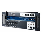 Mesa de Som Digital Soundcraft Ui16 - 16 Canais Usb Wifi