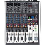 Mesa de Som Xenyx X1204USB Behringer - Mixer Bivolt