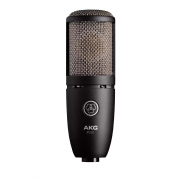 Microfone Condensador de Estúdio Prof. Cardioide P220 AKG