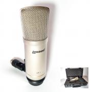 Microfone Condensador Profissional Lexsen Lm-1 - Cardióide