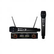 Microfone S/Fio KDSW-402M Kadosh