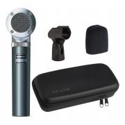Microfone Shure Beta 181/C Cardioide Com Case