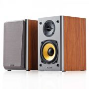 Monitor De Áudio 24w Rms R1000T4 2.0 Madeira - Edifier Bivolt