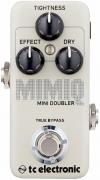Pedal De Efeitos Mimiq Mini Doubler - Tc Electronic