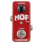 Pedal Hof Mini Reverb TC Electronic