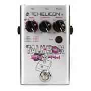 Pedal Talkbox Synth TC Helicon