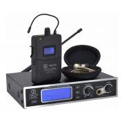 Sistema Monitor In Ear Makpro - Wireless