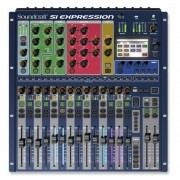 Mesa de Som Soundcraft SI Expression 1
