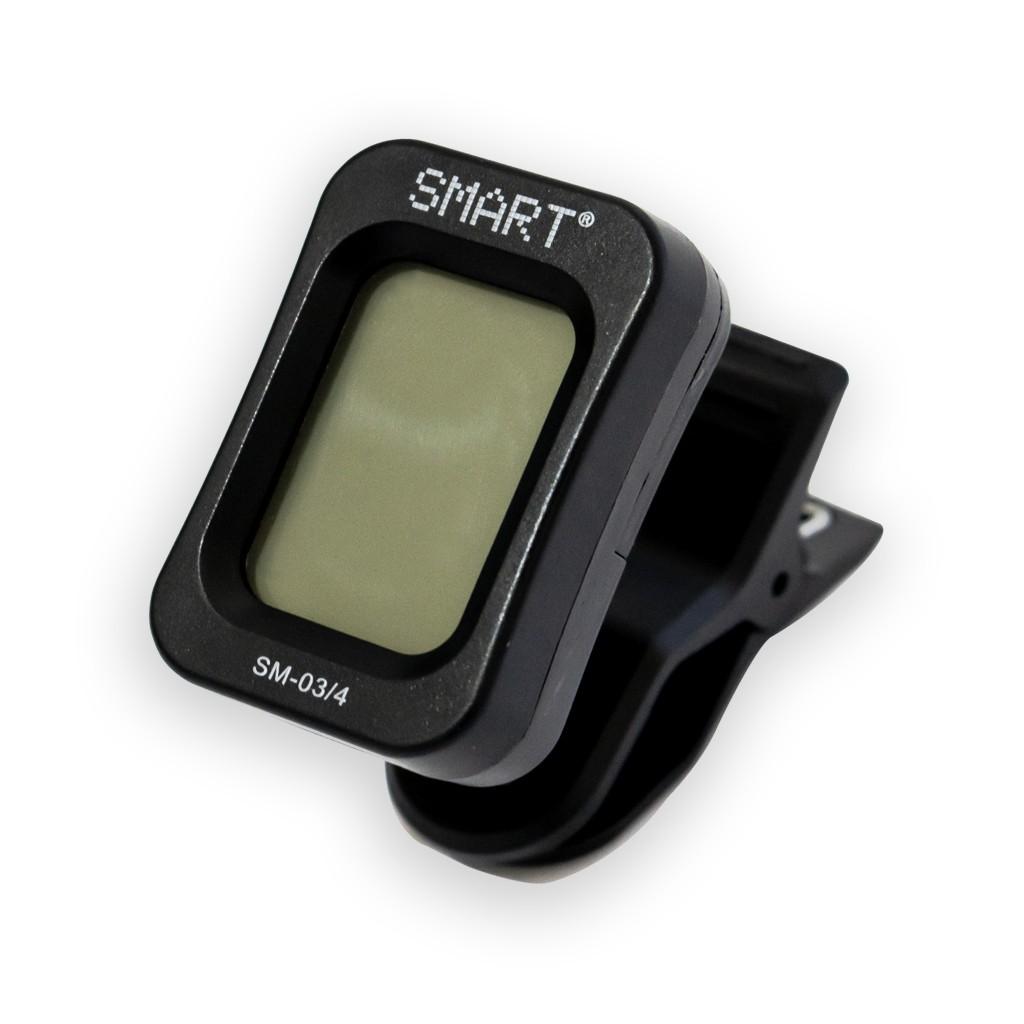 Afinador Digital Smart Sm 03/4 Para Instrumentos de Corda
