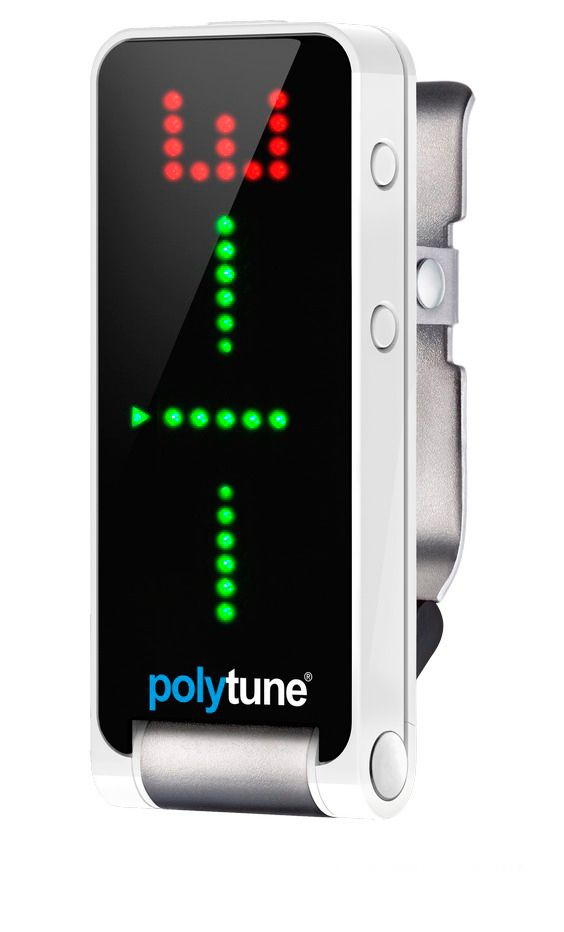 Afinador Polytune Clip On Tc Electronic Led
