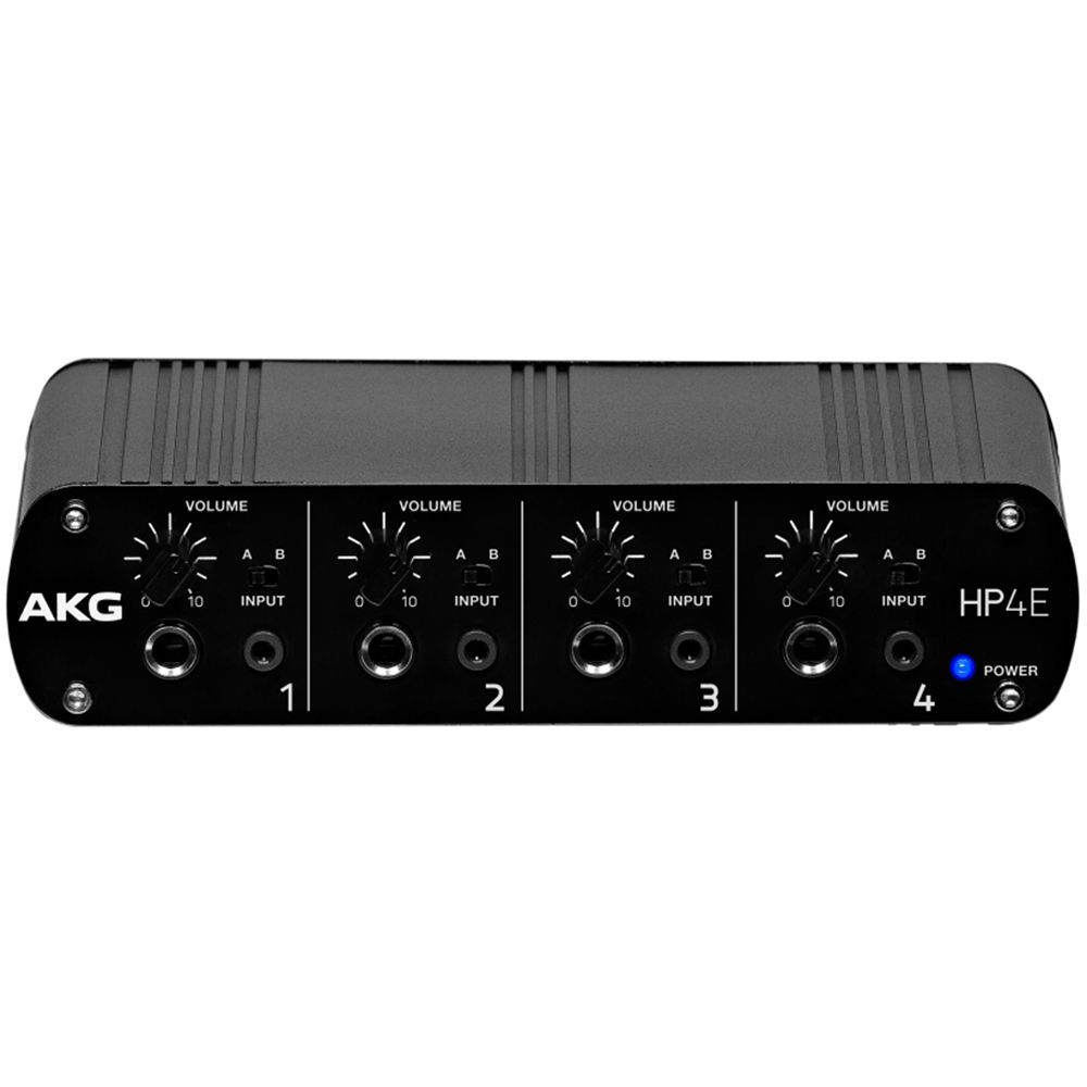 Amplificador Akg HP4e de Fones de Ouvido