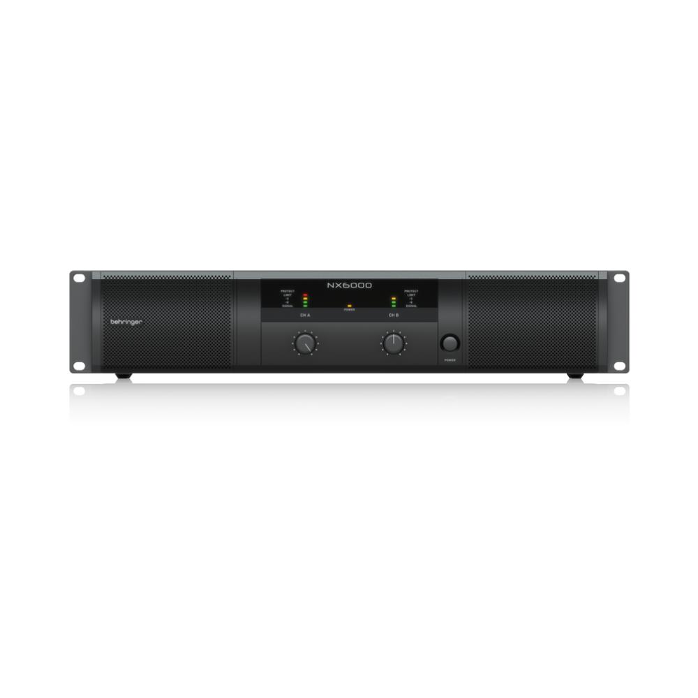 Amplificador de Potência NX6000 Behringer