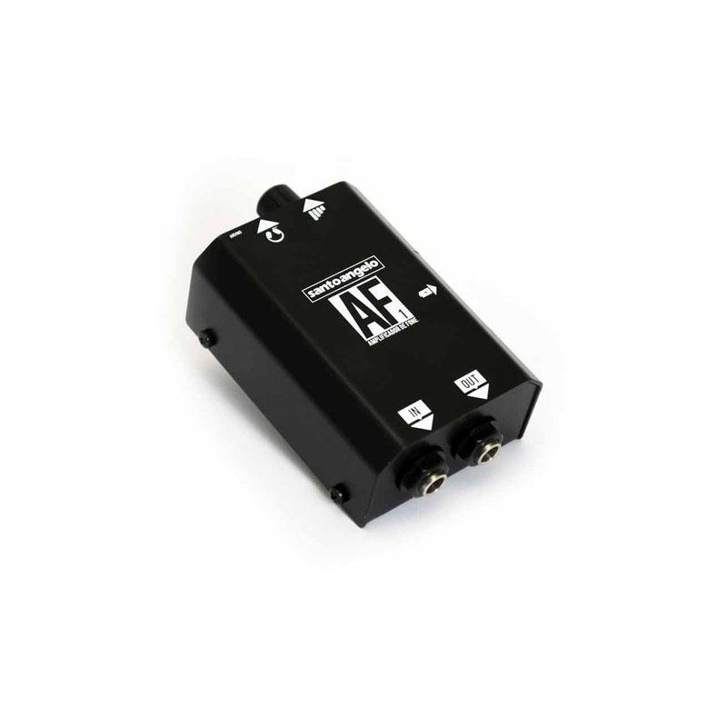 Amplificador Para Fones de Ouvido Mod AF1 Preto Santo Angelo