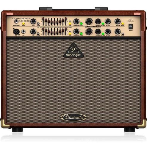 Amplificador Para Violão ACX1800 Behringer 110V