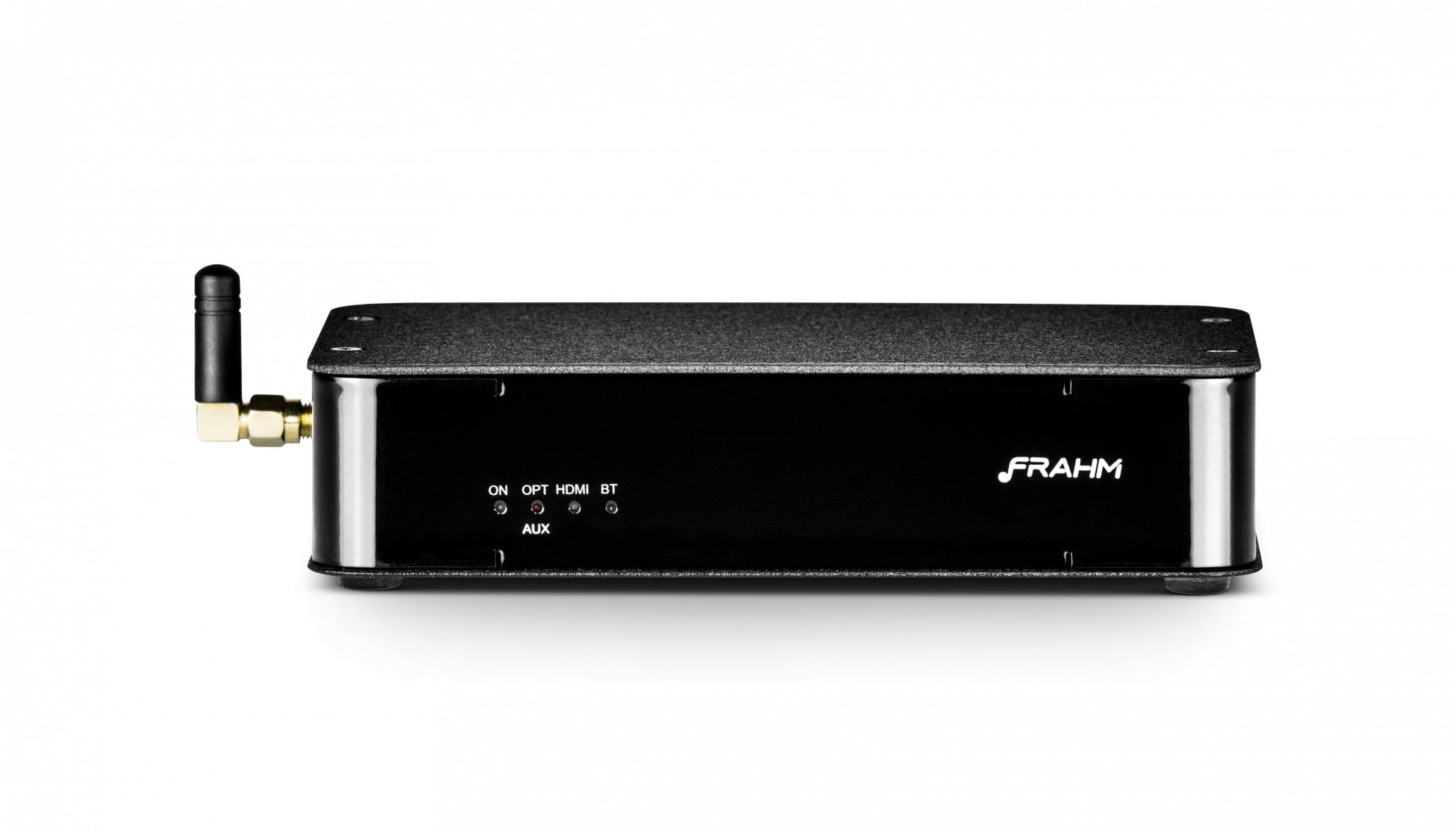 Amplificador Receiver Para Som Ambiente Frahm RD HDMI TV