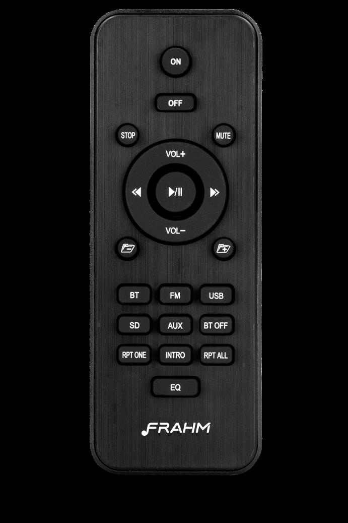 Amplificador Slim 4500 Optical Frahm
