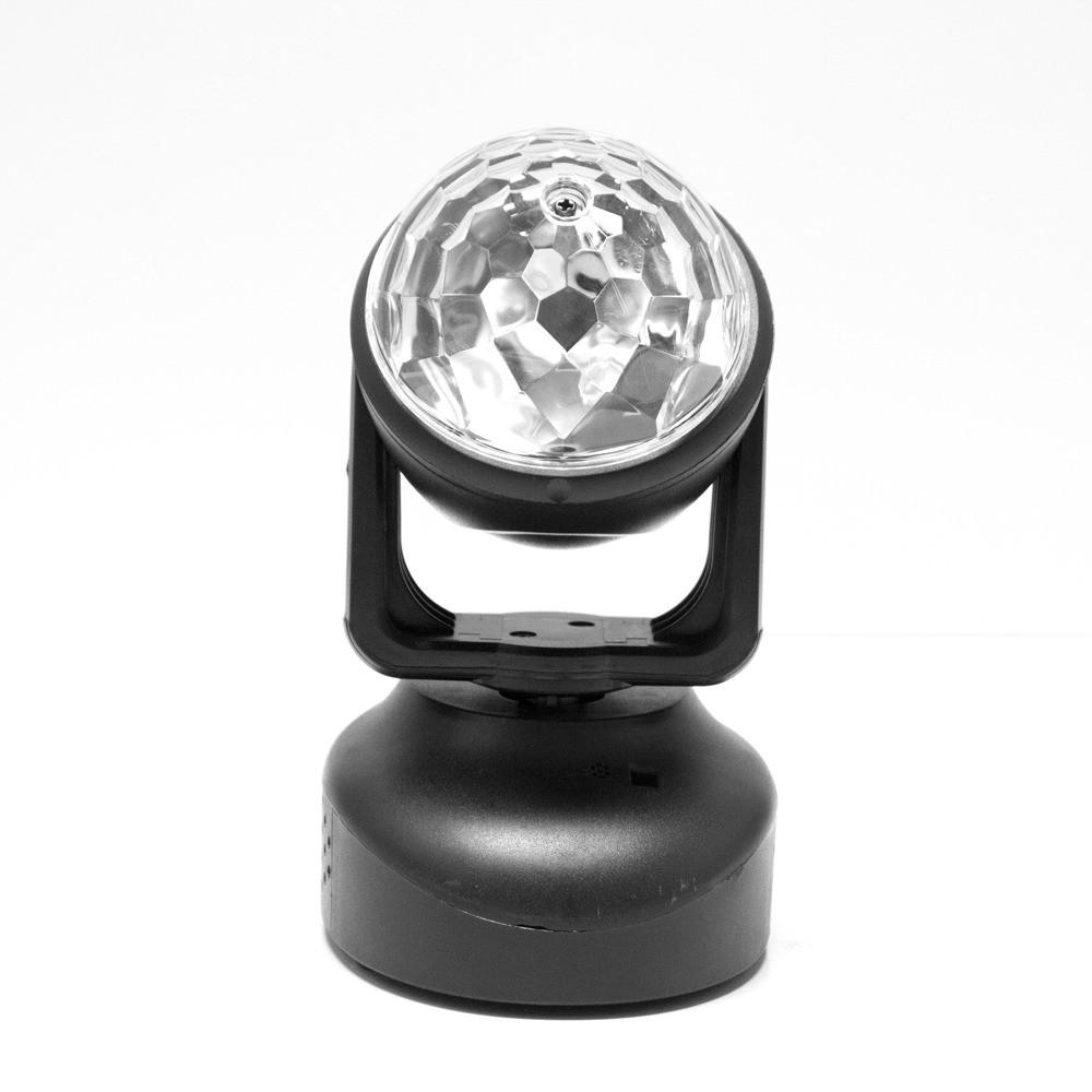 Astromove Led Moving Ball 6X 1W RGB - PLS