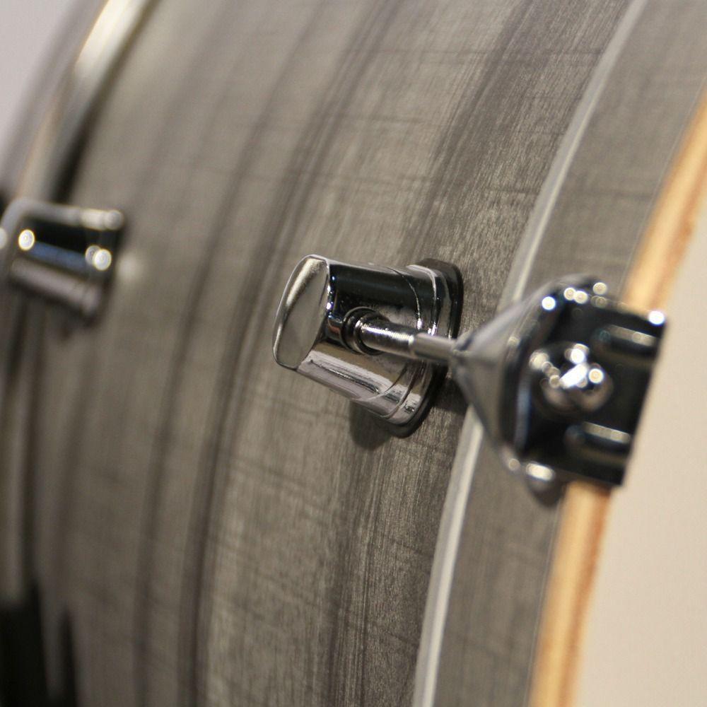 Bateria Acústica Legend One Vintage Gray 7 Peças