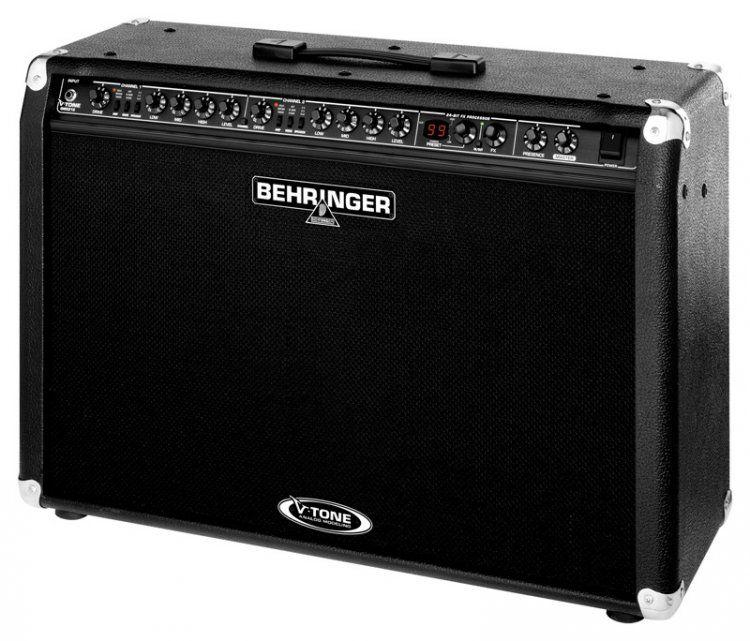 Amplificador de Guitarra Behringer V-tone Gmx 212