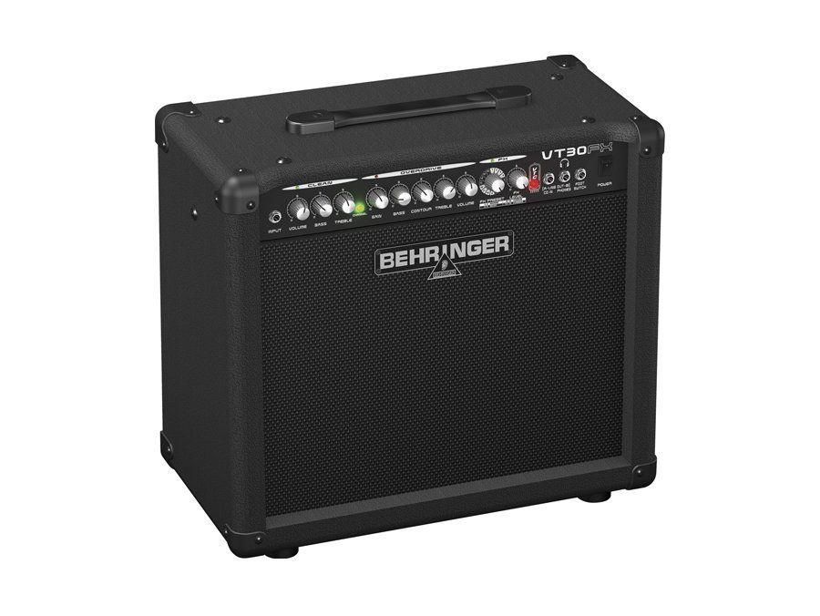 Amplificador de Guitarra Behringer VIRTUBE VT30FX